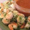 QUICK APPS & FOOTBALL SNAPS: Week 6 – Margarita shrimp with pico de gallo cocktail sauce