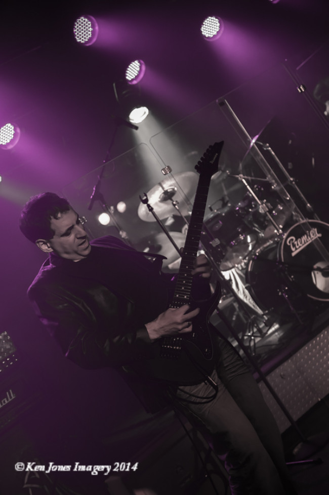 The Russello Project headlining Halloween show in Scranton, giving away Queensrÿche tickets