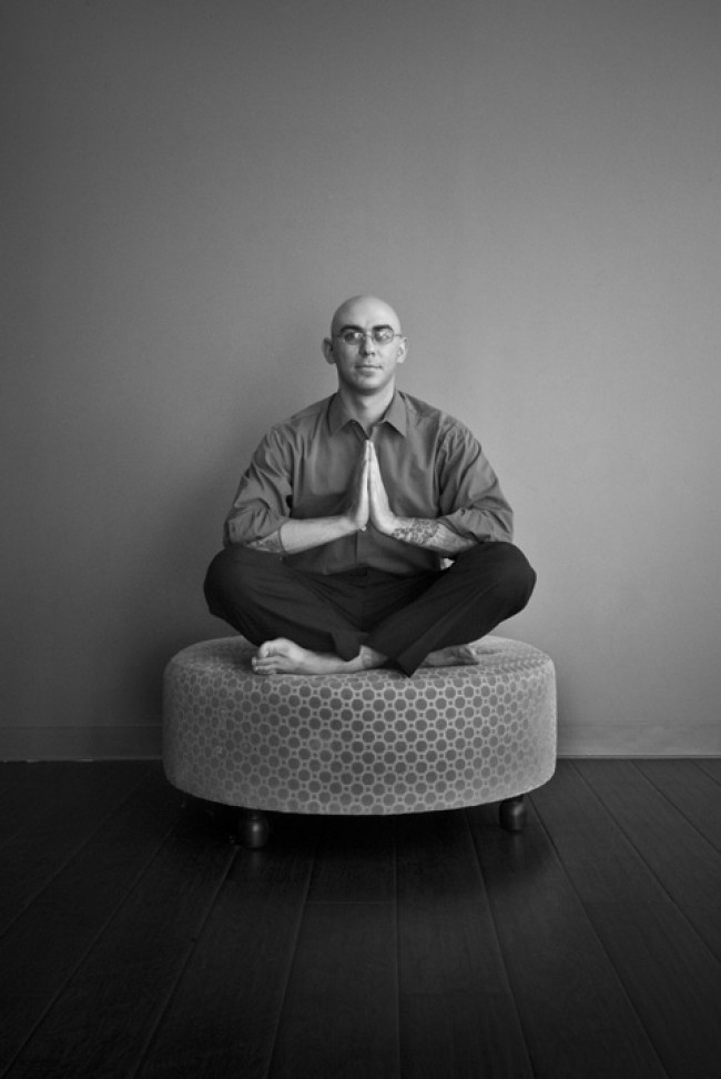 STRENGTH & FOCUS: Find time to meditate and discover the benefits