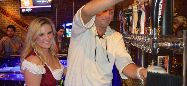 PHOTOS: Tomato Bar & Bistro 1st annual Oktoberfest, 09/26-28/14