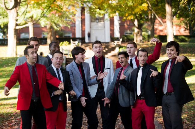 Tufts Beelzebubs to perform a cappella holiday concert at Misericordia on Nov. 23