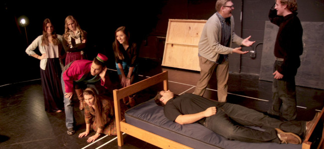 Misericordia Players present the farce 'Lend Me a Tenor' on Nov. 13-15