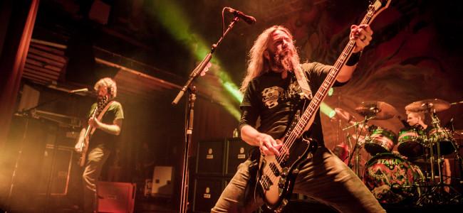PHOTOS: Mastodon, 11/02/14