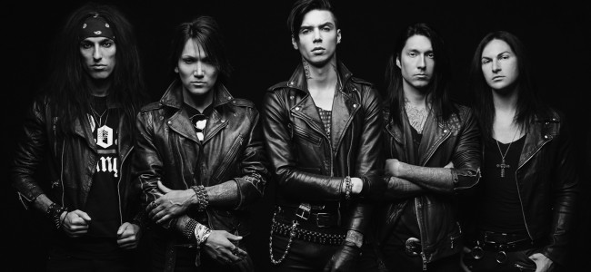 Are Black Veil Brides 'the future of metal' or just a 'rock 'n' roll band?' Maybe they're both.