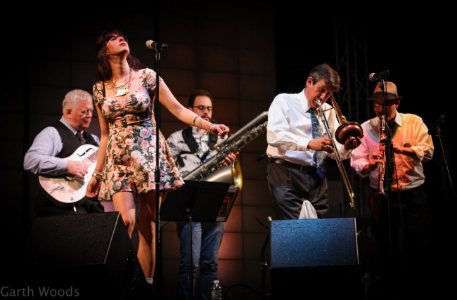 Listen to jazz performances recorded at 2014 Delaware Water Gap COTA Festival on WVIA-FM