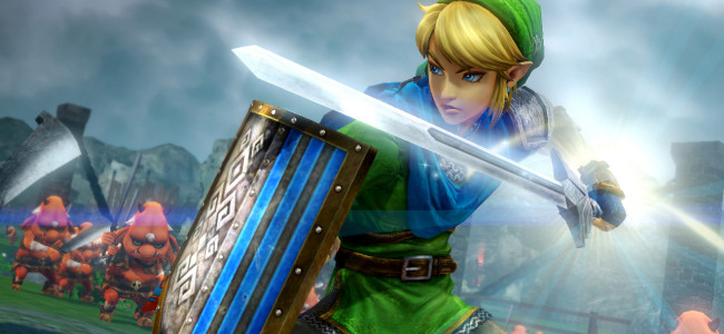 VIDEO GAME REVIEW: Hey! Listen! 'Hyrule Warriors' is addictive tribute to Zelda franchise