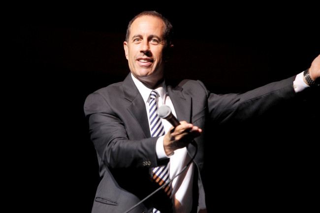 Hello, Jerry: Seinfeld returns to the Kirby Center in Wilkes-Barre on Feb. 19
