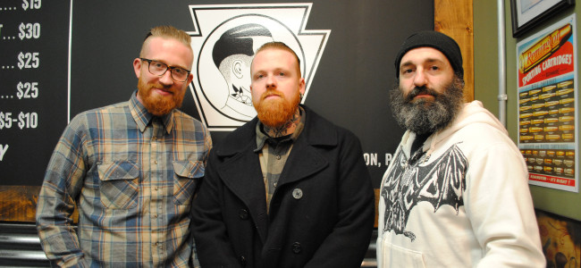 PHOTOS: Loyalty Barber Shop & Shave Parlor of Scranton grand opening, 11/07/14