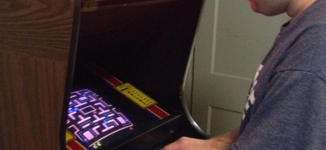 TURN TO CHANNEL 3: The nostalgic joys of finding an original 'Ms. Pac-Man' arcade machine