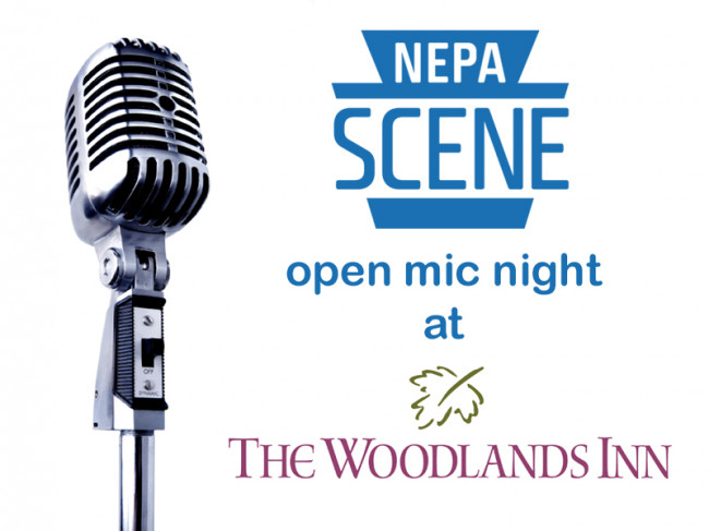 NEPA Scene hosts new Open Mic Night every Tuesday at The Woodlands in Wilkes-Barre