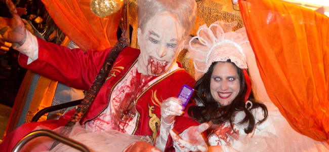 PHOTOS: NYC Village Halloween Parade, 10/31/14