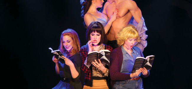 '50 Shades! The Musical Parody' tied to Scranton Cultural Center again