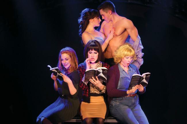 '50 Shades! The Musical Parody' tied to Scranton Cultural Center again