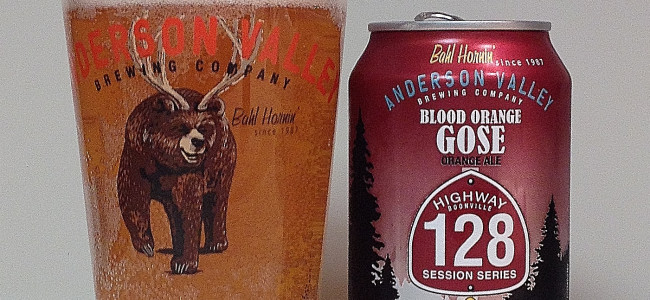 HOW TO PAIR BEER WITH EVERYTHING: Blood Orange Gose