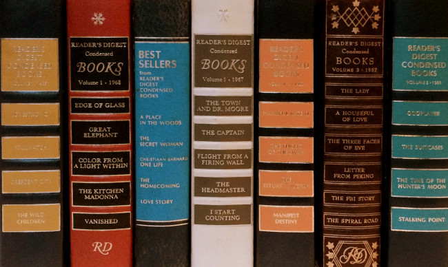 BEHIND THE BLOCK: Why condensed books are worthless, both monetarily and in principle