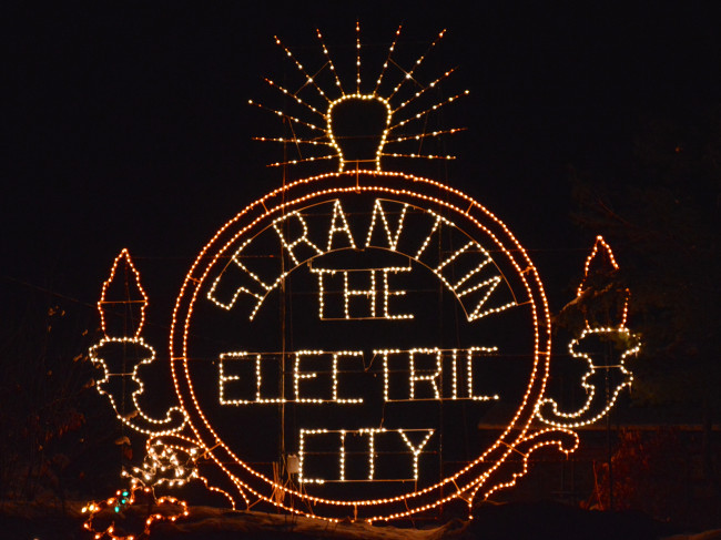 Drive-thru holiday display lights up Nay Aug Park in Scranton from Nov. 20-Jan. 7