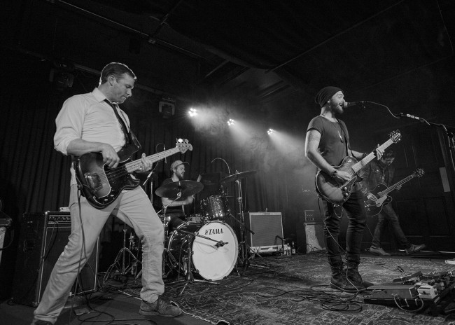 PHOTOS: Dustin Douglas & The Electric Gentlemen, 12/06/14
