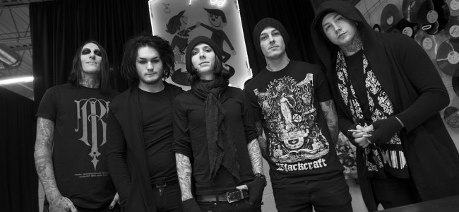 PHOTOS: Motionless In White meet and greet, 12/06/14