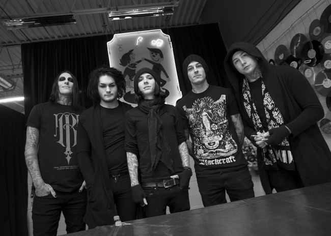 Scranton's Motionless In White to tour with Slipknot, Lamb of God, and Bullet for My Valentine this summer