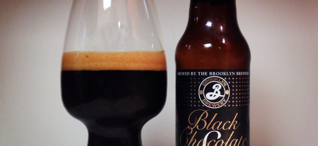 HOW TO PAIR BEER WITH EVERYTHING: Brooklyn Black Chocolate Stout by Brooklyn Brewery