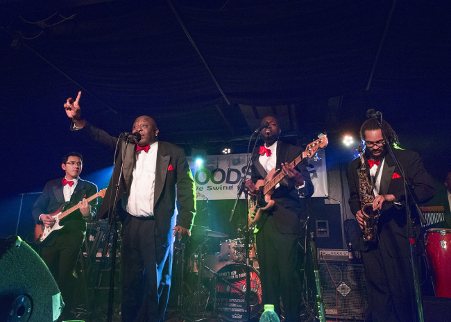 PHOTOS: Moodswing at the River Street Jazz Cafe, 12/31/14