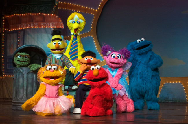 Sesame Street Live to 'Make a New Friend' in Wilkes-Barre in March