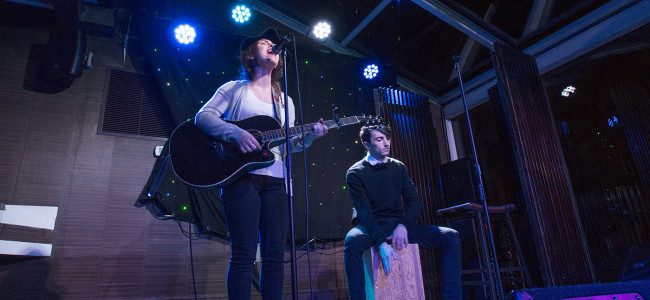 EXCLUSIVE: Scranton acoustic indie pop duo Skip Monday stream debut EP 'Wildfire'