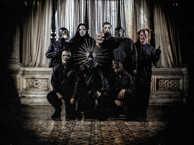 Slipknot and Hatebreed tell Scranton to 'Prepare for Hell' on May 13