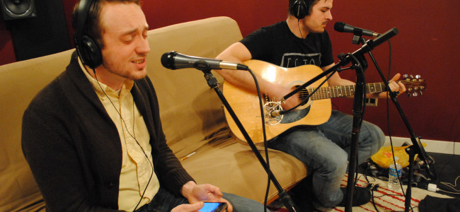 EXCLUSIVE: Video and stream/download of acoustic cover of Weezer's 'The World Has Turned and Left Me Here' by Ed Cuozzo and Dan Rosler