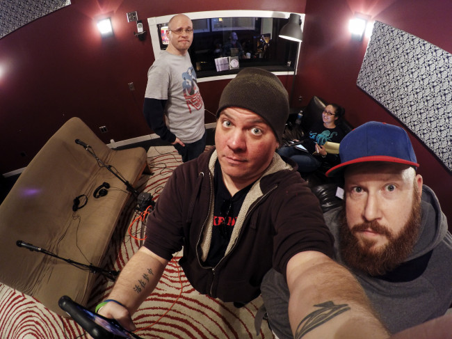 NEPA SCENE PODCAST: Episode 13 – Behind-the-scenes stories of writing, recording, producing, and engineering an album