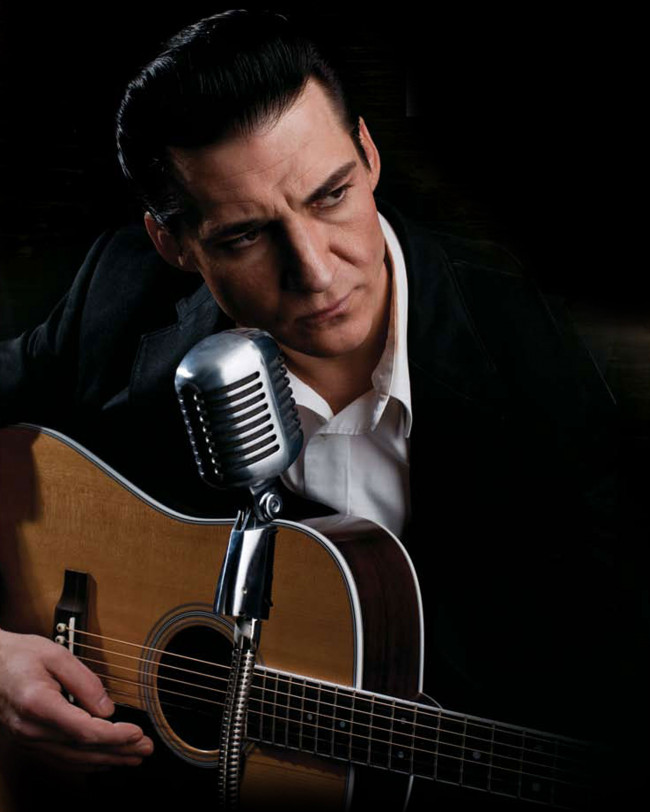 'The Man in Black' show pays tribute to Johnny Cash in Wilkes-Barre on March 20