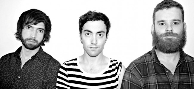 Brooklyn dream pop trio Lazyeyes performs at The Other Side in Wilkes-Barre on April 24