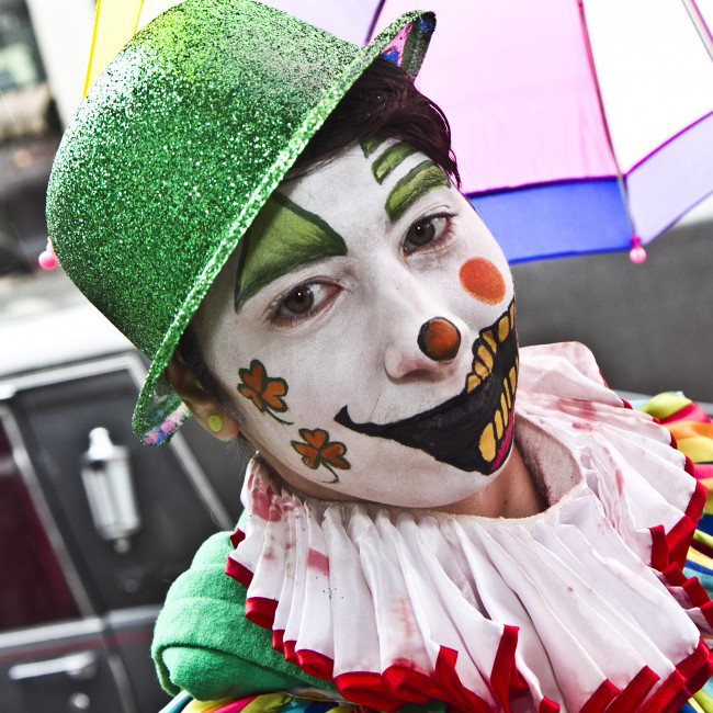 PHOTOS: The faces of the Scranton St. Patrick's Parade, 03/14/15