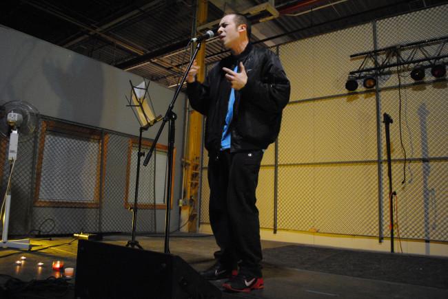 Young Scranton poet/rapper Kevin Parker holds 'Static' EP concert in Carbondale on March 20