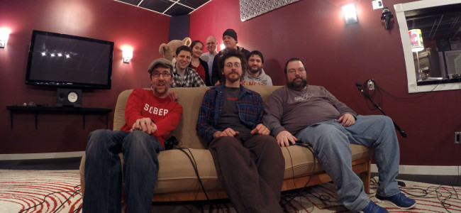 NEPA SCENE PODCAST: Episode 16 – Improv comedy in Scranton with Here We Are In Spain