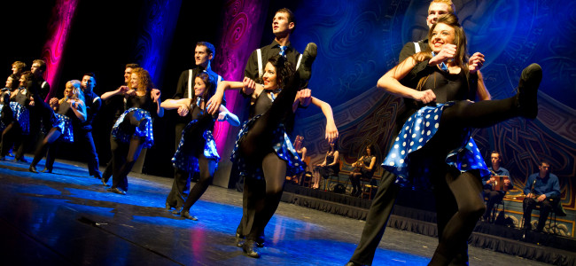 Irish music/dance epic 'Rhythm of the Dance' steps into Lackawanna College in Scranton on March 5
