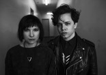 NYC dark pop duo Weeknight to play Saturday, May 2 at The Other Side in Wilkes-Barre