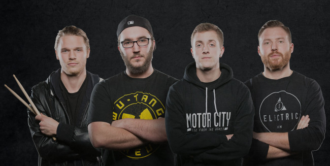 Viral post-hardcore band I Prevail to play Kirby Center in Wilkes-Barre on March 26