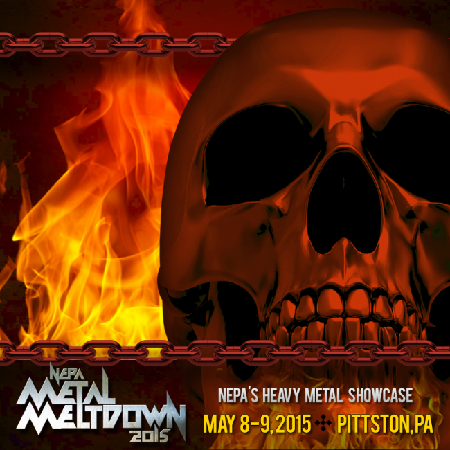 STREAMING: Listen to tracks from every NEPA Metal Meltdown festival band, Day 2