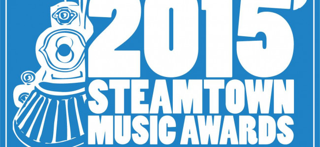 Nominations are now open for the 2015 Steamtown Music Awards