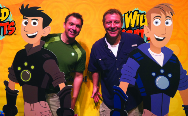 Live version of PBS KIDS show 'Wild Kratts' comes to Kirby Center in Wilkes-Barre on Aug. 1
