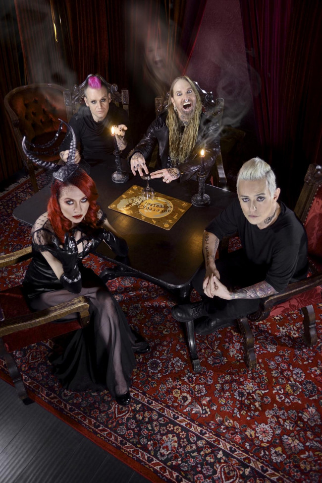 New tour and album, 'Rivals,' gets Coal Chamber burning again