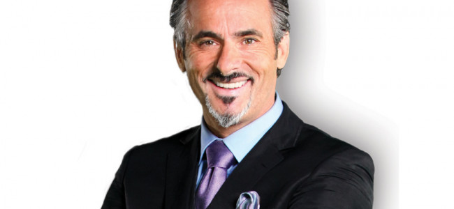Pro golf personality David Feherty swings into Kirby Center in Wilkes-Barre on June 4