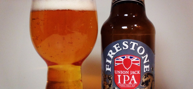 HOW TO PAIR BEER WITH EVERYTHING: Union Jack IPA by Firestone Walker Brewing Co.