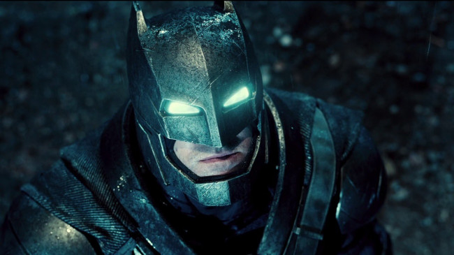 WILDLY FRUSTRATED: 'Batman v Superman' is so gritty you could use it as sandpaper – but why?