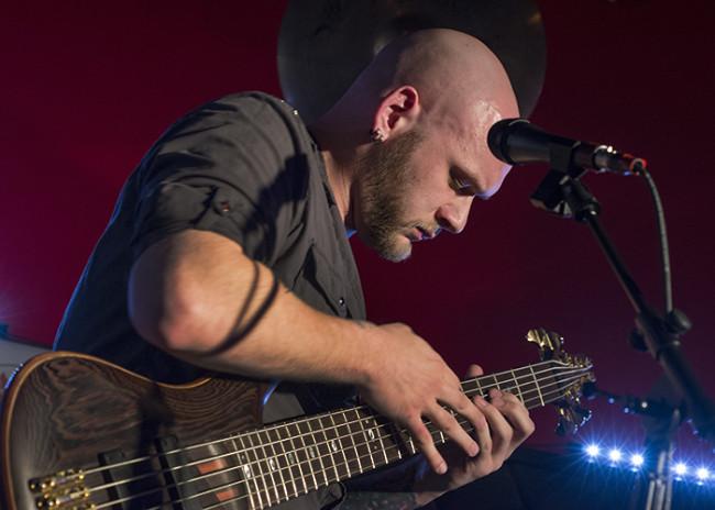 NEPA Scene's Got Talent spotlight: Bassist Grant Williams