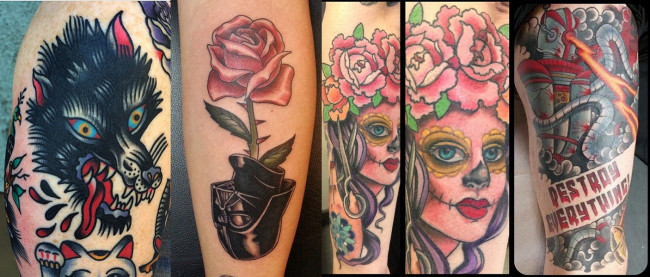 PHOTOS: Choose your favorite tattoo artist before attending the Electric City Tattoo Convention