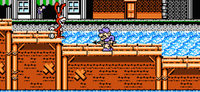 TURN TO CHANNEL 3: Take Domino's advice and avoid 'Yo! Noid' on the NES