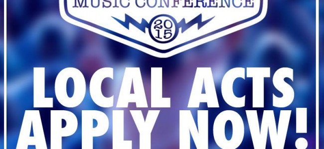 Electric City Music Conference now accepting free applications for local artists to perform