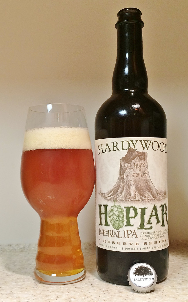HOW TO PAIR BEER WITH EVERYTHING: Hoplar by Hardywood Park Craft Brewery